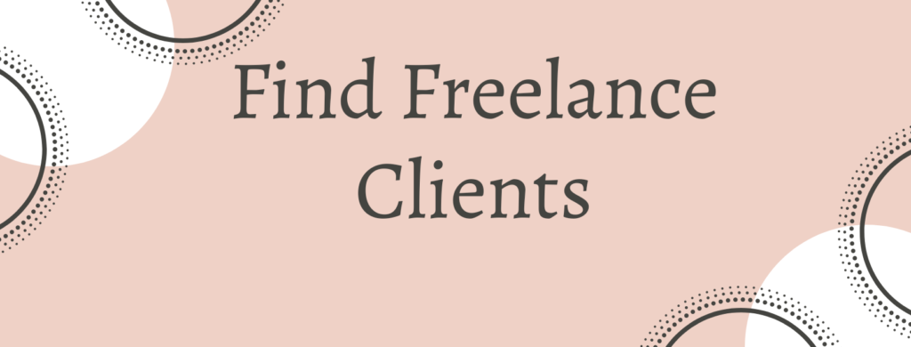 find clients